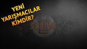 Survivor yeni yarışmacılar kim oldu Survivor 2020 yeni yarışmacı isimler