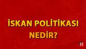 İskan politikası nedir Osmanlı Devletinin iskan politikası amaçları