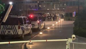 İstanbulda lüks rezidansta silah sesleri Polis alarma geçti