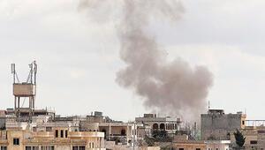 Rejime havada bir darbe daha: F-16 sınırdan vurdu