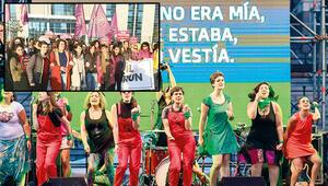 6 kadına Las Tesis davası