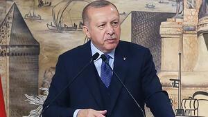 Cumhurbaşkanı Erdoğan o video hakkında ilk kez konuştu: Şeytani bir kampanya, orada bir ironi var