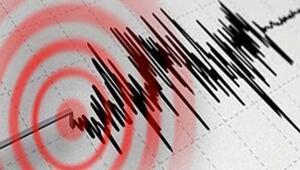 Elazığda 3.8 büyüklüğünde deprem