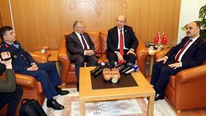 KKTC Başbakanı Ersin Tatar: Harekat, bölgenin huzuru için önemli