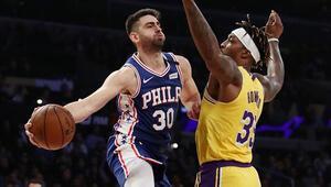 Furkan Korkmazlı Philadelphia 76 eriyor (NBAde gecenin sonuçları 04.04.2020)