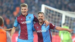 Trabzonspor büyük maçlarda durdurulamıyor