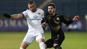 Menemenspor 9 maçta çöktü