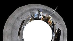 Çinin Ayın karanlık tarafındaki keşif aracı yaklaşık 400 metre yol katetti