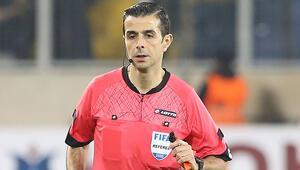 Sivasspor - Galatasaray maçının hakemi açıklandı