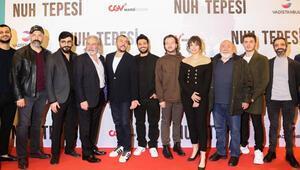 Nuh Tepesi filminin gala gösterimi yapıldı