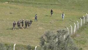 İzmirde nefes kesen drone destekli uyuşturucu operasyonu