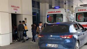 Tekirdağda 30 öğrenci gıda zehirlenmesi şüphesiyle hastanede