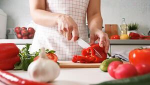 Mutfakta ne kadar dikkatlisiniz
