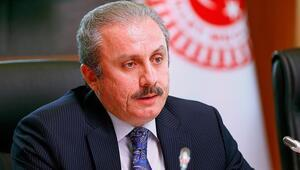Meclis Başkanı Mustafa Şentopdan ilk açıklama: Hakaret ifade özgürlüğü değildir
