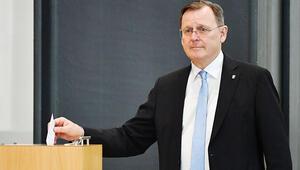 İkinci kez Thüringen Başbakanı