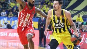 Son Dakika | Fenerbahçe Beko 66-63 Kızılyıldız