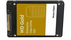 Western Digital, NVMe SSD WD Gold ailesini tanıttı