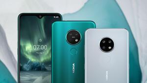 Nokia, yeni akıllı telefonlarıyla geliyor Tarih 19 Mart