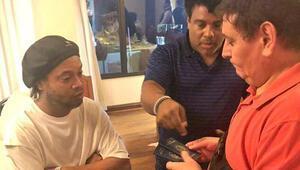 Son dakika: Ronaldinho ve kardeşi gözaltında