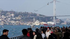 Marmara Bölgesinde sıcaklıkların 2 ila 4 derece azalması bekleniyor