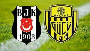 Beşiktaş MKE Ankaragücü maçı ne zaman saat kaçta ve hangi kanalda