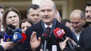 Bakan Soylu'yu kızdıran soru: İçişleri Bakanı yalan söylüyor öyle mi