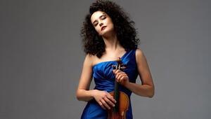 Alena Baeva Ulusal Basque Orkestrasıyla CRRde sahne alacak