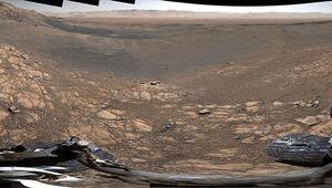 Curiositynin Marsta çektiği en detaylı panoramik görüntü yayınlandı