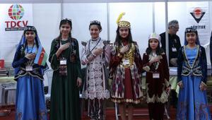 Türk dünyası başkentte uluslararası bilim ve kültür şenliğinde buluştu