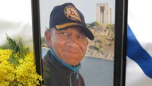 Silivride yat yangınında hayatını kaybeden kaptan son yolculuğuna uğurlandı