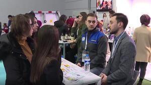 Üniversitelilerin geleceğine yön verecek Doğu Anadolu Kariyer Fuarı başladı