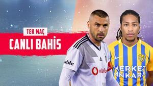 Beşiktaş, Vodafone Parkta hata istemiyor İddaa oynayanların %61den fazlası...