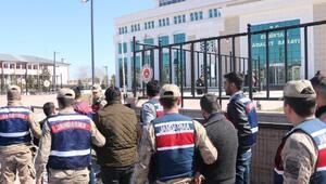 Kahramanmaraşta 2 hırsızlık şüphelisi tutuklandı