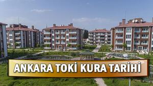 TOKİ Ankara kura çekilişi ne zaman saat kaçta TOKİ Ankara Sincan Saraycık kura sonuçları ve isim listesi detayı