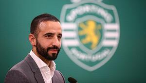 Sportingte Ruben Amorim dönemi başladı