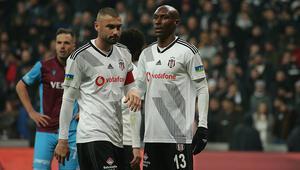 Beşiktaşta Galatasaray derbisi öncesi kart alarmı