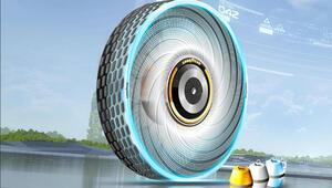 Goodyear, lastik değişimini kolaylaştıran konsept lastiğini tanıttı
