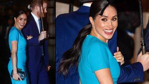 Meghan Markle ve Prens Harry, iki ay sonra ilk kez el ele Londrada