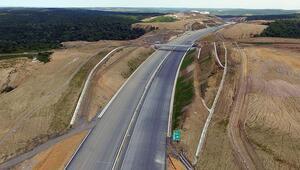 Bu yolu kullanacaklar dikkat 9 Mart gecesi trafiğe açılacak