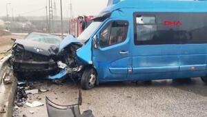 Son dakika haberler... İstanbulda feci kaza Çok sayıda yaralı var