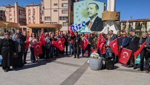 Rizede, Mehmetçiğe destek