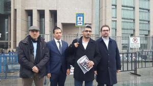 Odatv Genel Yayın Yönetmeni Barış Pehlivan mahkemeye sevkedildi