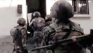 604 polis ile 12 saatlik torbacı operasyonu: 34 gözaltı