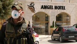 Filistin'de Corona Virüsü vakası 7'ye yükseldi