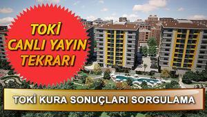 TOKİ kura sonucu sorgulama 2020 TOKİ Ankara kura sonuçları 2020 E-Devlet ekranı