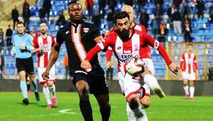 Adanaspor 1-1 Balıkesirspor