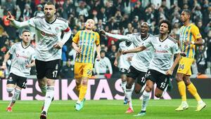 Beşiktaş 2-1 Ankaragücü