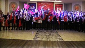 Sivassporda G.Saray öncesi birlik beraberlik programı