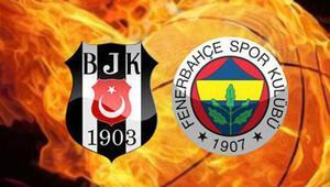 Potada derbi zamanı Beşiktaşın konuğu Fenerbahçe...