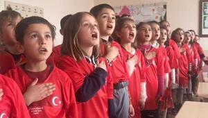 Umut Meraş, Mardindeki çocukları unutmadı